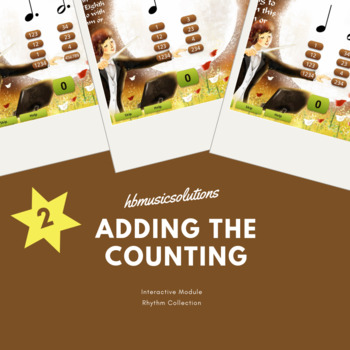 Adding The Counting To A Rhythm (Part 2) Music Interactive