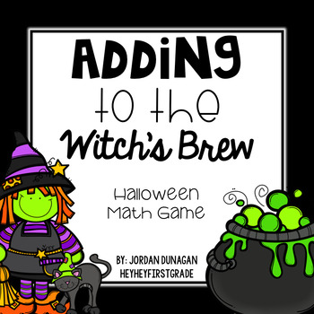 Adding To The Witch's Brew