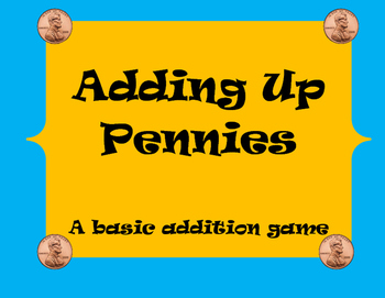 Adding Up Pennies