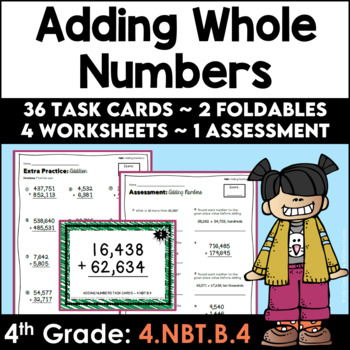 Adding Whole Numbers