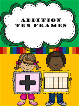 Adding With Ten Frames