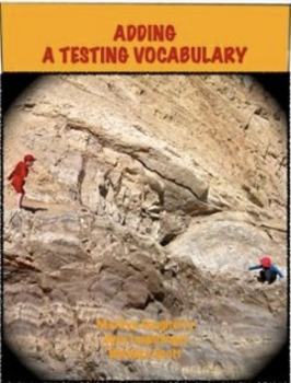 Testing Vocabulary: Adding a Testing Vocabulary (Test Prep)
