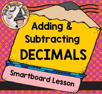 Adding and Subtracting Decimals Add Subtract Decimal Smart