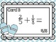 Adding and Subtracting Fractions with Unlike Denominators-