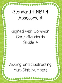 Adding and Subtracting Multi-Digit Numbers