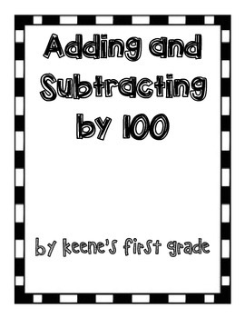 Adding and Subtracting by 100