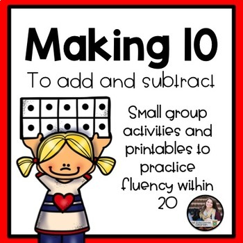 Adding and Subtracting using 10
