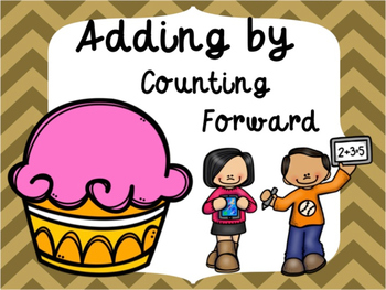 Adding by Counting Forward