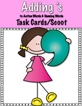 Adding 's Scoot/Task Cards