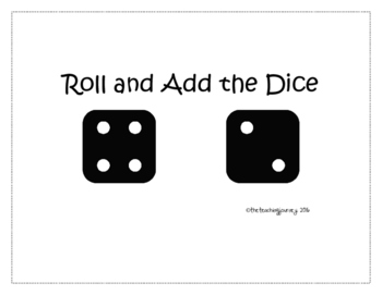 Adding with Dice