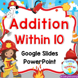 Addition 1-10 Smartboard and PowerPoint