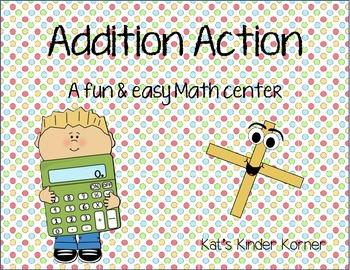 Addition Action