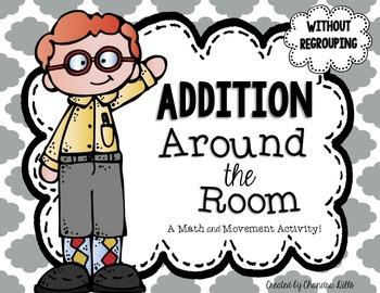 Addition Around the Room