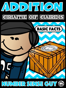 Addition Box of Facts Dot Cards