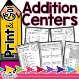 Addition Centers