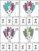 Math - Addition Clip Cards - up to 10 - differentiated
