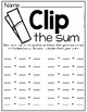 Addition: Clip the Sum