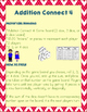 Addition Connect 4 - Dice Game - Math Facts Practice - (VE