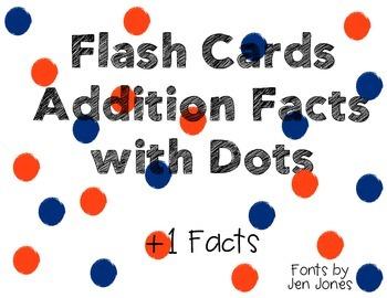 Addition Dot Flash Cards