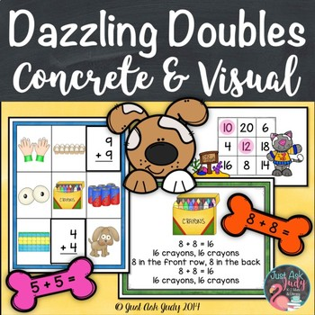 Addition Fact Strategy Doubles to 20