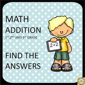 Addition Find the Answers