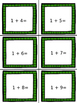 Addition Flashcards (1 + ___)