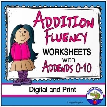 Addition Fluency