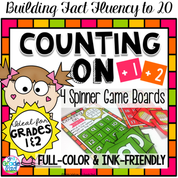 Addition Fluency to 20 Counting On