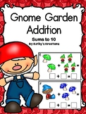 Addition Gnome Garden Sums To 10 (Tiny Little Sight Word P