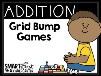 Addition Grid Bump Games