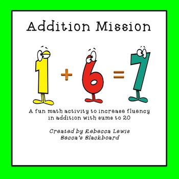 Addition Mission