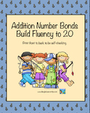 Addition Number Bonds to 20