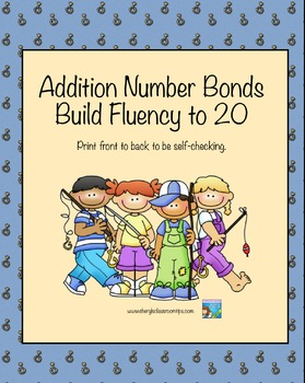 Addition Number Bonds to 20