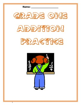 Addition Practice Grade 1