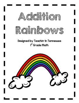 Addition Rainbows