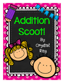 Addition Scoot Game