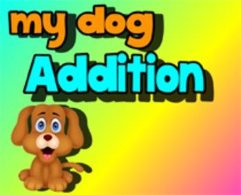 Addition Song- My Dog Addition