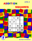Addition Squares Level A