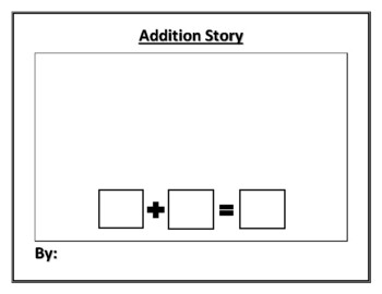Addition Story
