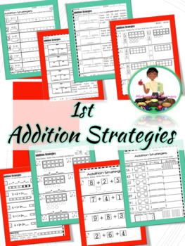 Addition Strategies-1st Grade Complete Addition Strategy P