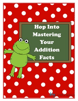 Addition Strategies that Promote Fluency/Fact Mastery and