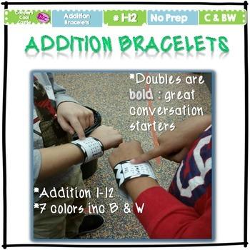 Addition Strips # 1-12