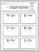Addition/Subtraction Print & Practice BUNDLE