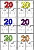 Math Center Addition Subtraction Puzzles