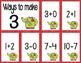Math Fact Fluency for December (0 to 10)