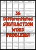 Halloween Word Problems (Addition and Subtraction Word Pro