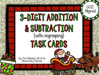 Addition & Subtraction with Regrouping