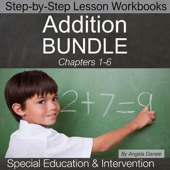 Addition (to 20) and Three Addends   {Intervention, Special Ed}