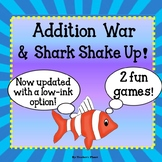 Addition Games - Addition War