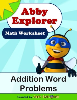 Abby Explorer Math - Addition Word Problems